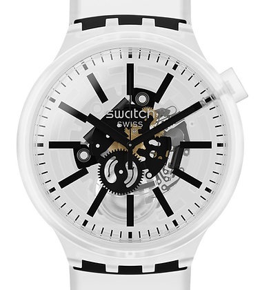 Swatch BLACKINJELLY SO27E101