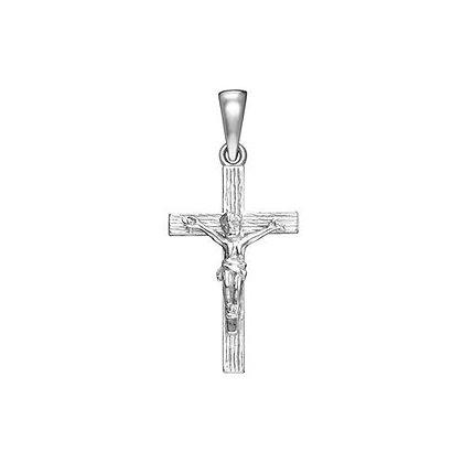 Anhänger Kreuz mit Korpus Silber 925/-