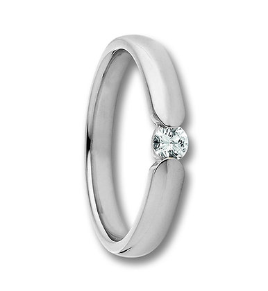 Diamantring 0.08ct Modell 72