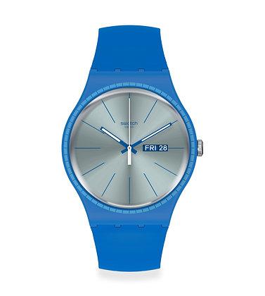 Swatch BLUE RAILS SUON714