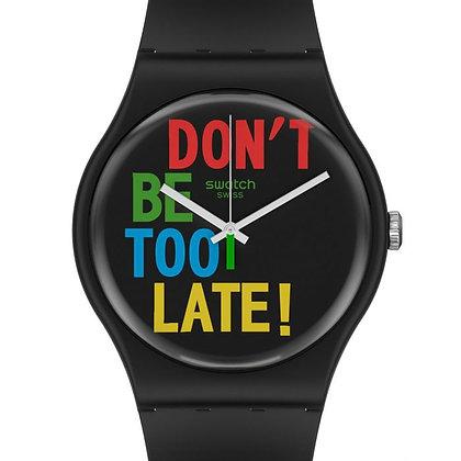 Swatch TIMEFORTIME SO29B100