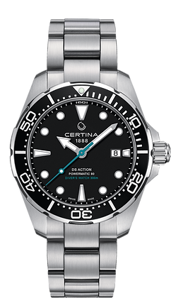 Certina DS Action Diver  STC Edition Powermatic 80 C0324071105110