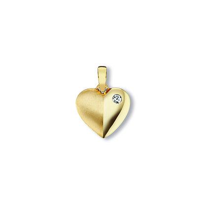 Anhänger Herz Zirkonia AHZ00052.1