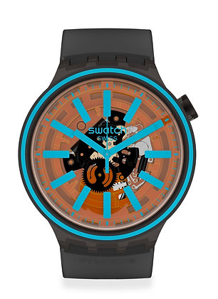 Swatch FIRE TASTE SO27B112