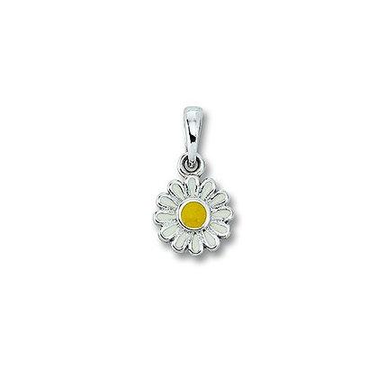 Anhänger Blume Silber 925/-