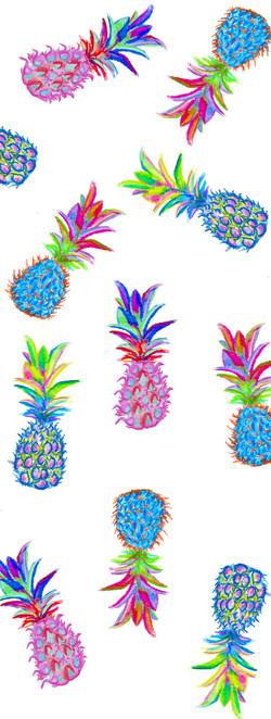 Happy Pineapples