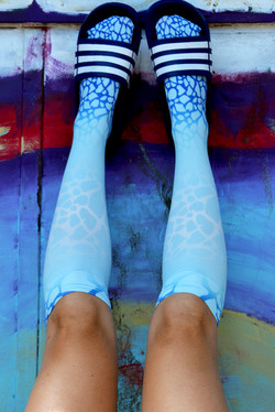 Fashion Photography and Sock Design