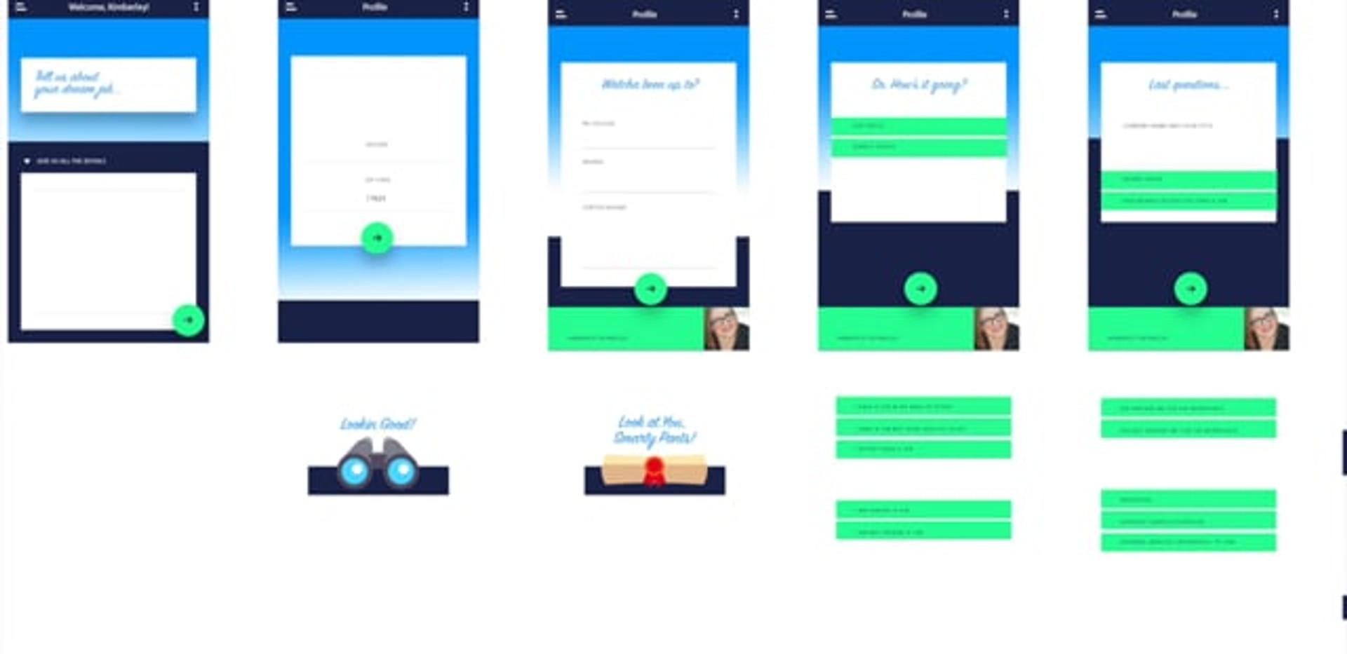 UX Design Education App