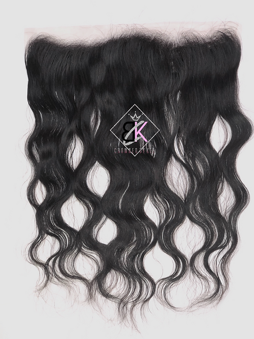 Raw Indian HD Lace Frontal
