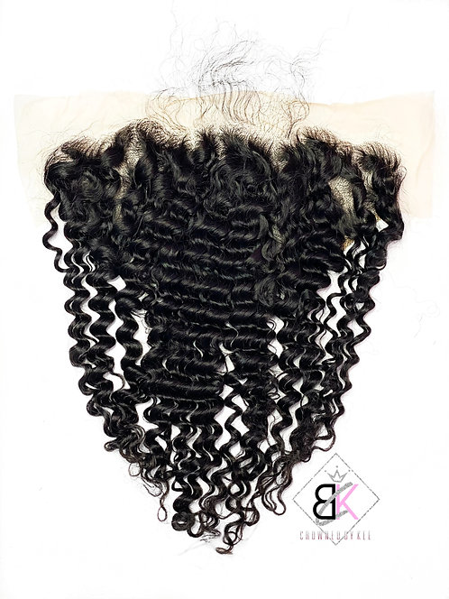 Raw Cambodian Lace Frontal