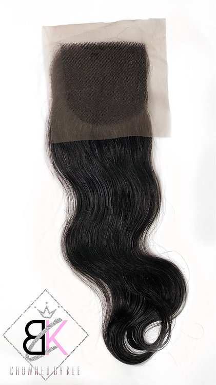 Raw Cambodian Loose Wave Lace Closure