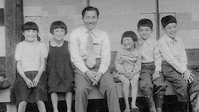 1950年頃 青木湯之助(中央)・青木四郎(右2番目)16:9.jpg