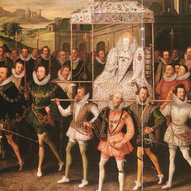 Lecture: The succession and politics under Elizabeth I