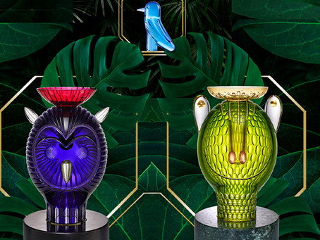 Faunacrystopolis, Baccarat's symbolic collection