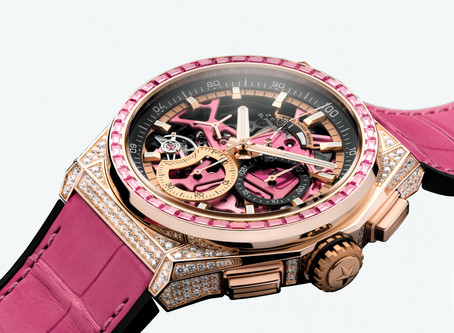 Zenith sees the world through rose-coloured glasses