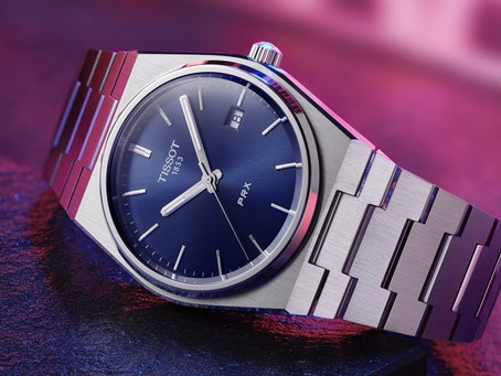 L'heure est aux montres à bracelet intégré