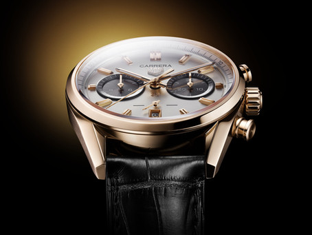 88th birthday: TAG Heuer presents the Carrera Chronograph Limited Edition