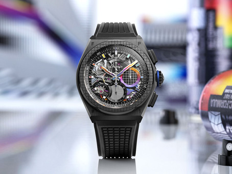 Hublot and Zenith put art on your wrist