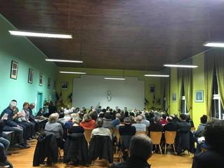 Troisième réunion publique à Aumetz : le plan d'action est communiqué !