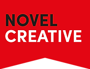 novel creative graphic design publishing