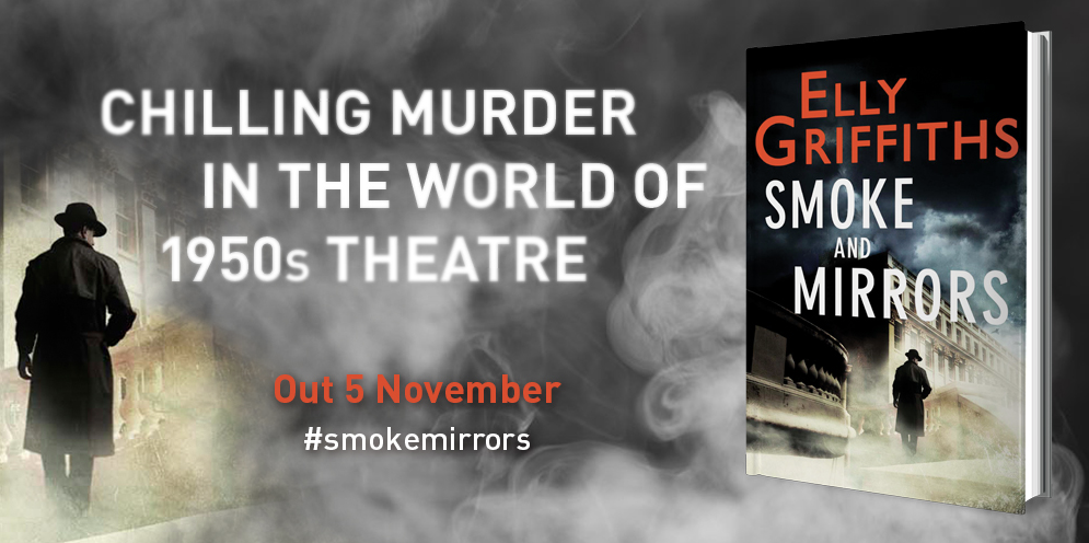 Smoke And Mirrors Twitter Card