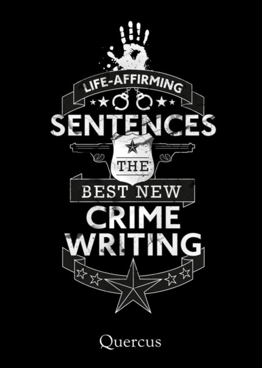 Crime Titles promotional postcard