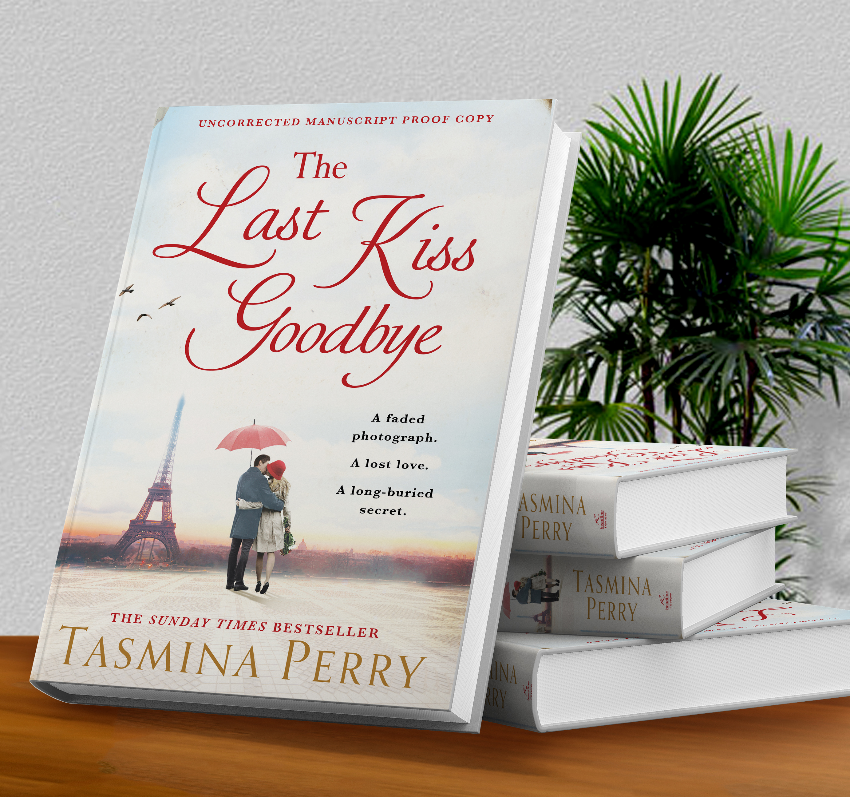 Last Kiss Goodbye proof cover