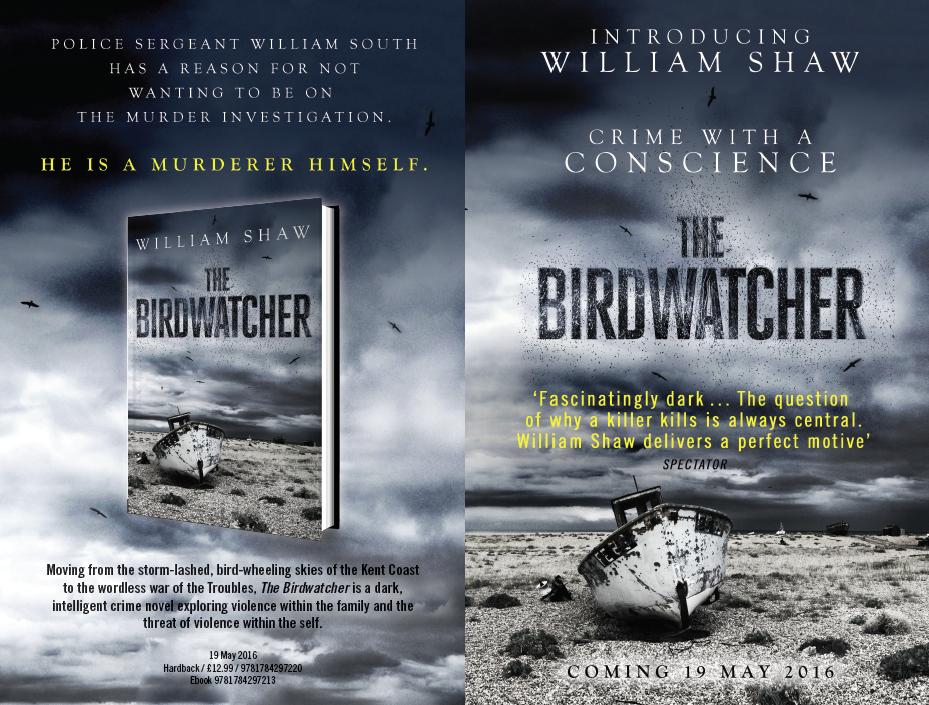 Birdwatcher sales presenter