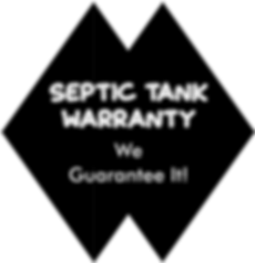 Septic Tank Warranty