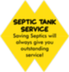Saving Septics will always give you oustanding service