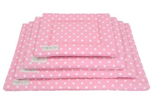 Pink Polka Pet Pad