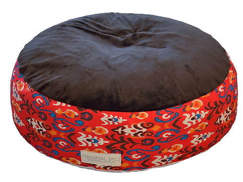 Neda Poppy Pet Pouf