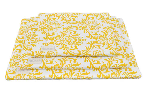Traditions Yellow Dog Crate Pad