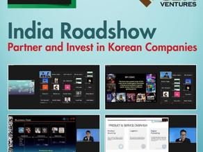 Online IR Roadshow to India