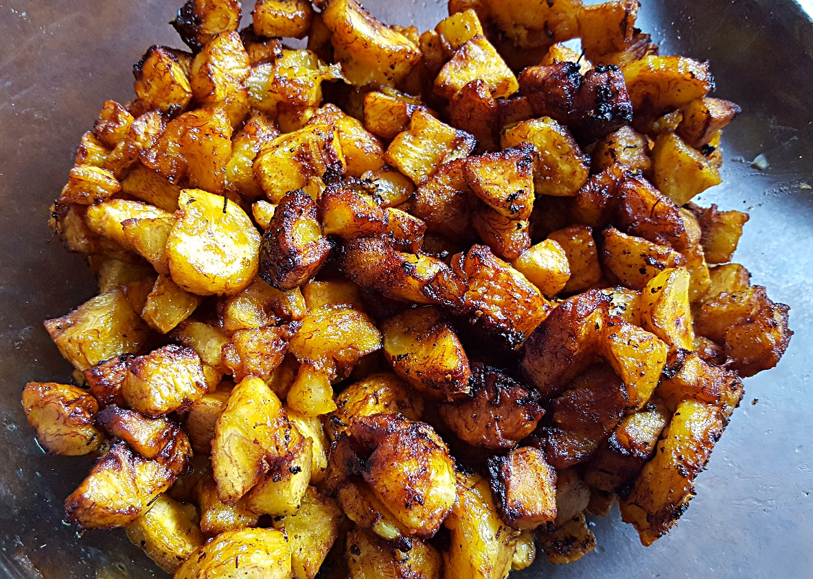Fried Plaintain (Dodo)