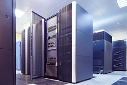supercomputer clusters in the room data