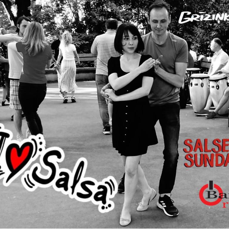 SALSA SOCIAL Grīziņkalnā