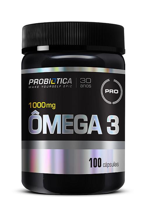 Ômega 3 - 100 Capsulas - Probiótica