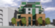 La Cresta, mixed use, live-work