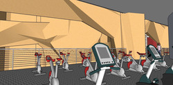 Exercise area