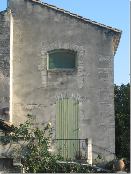 Old Provencal farmhouse