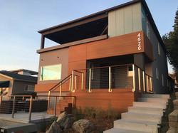 Clean & modern facade