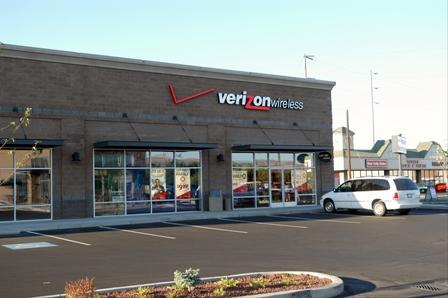 Verizon Wireless & Shell Building