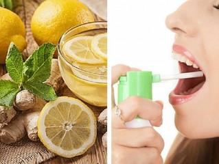 Un spray pour la gorge uniquement à base de produits naturels, cela vous intéresse?