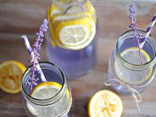 Voici une super recette de limonade naturelle et thérapeutique!