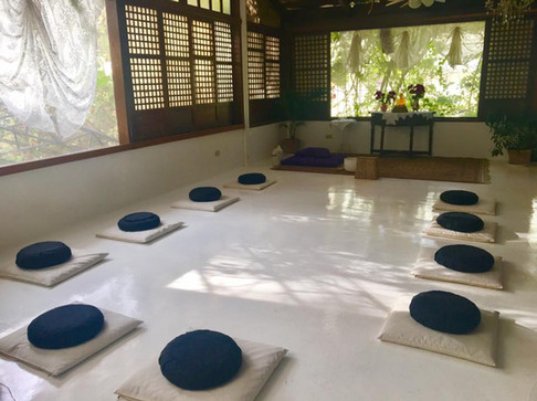 Silent Meditation Retreats