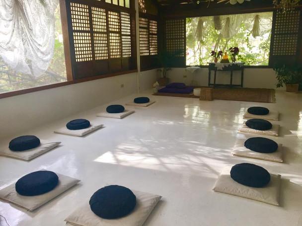 Silent Meditation Retreats