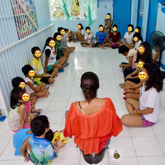 Bahay Tuluyan for Abused Women and Children