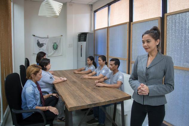 Corporate Teachings / Webinar