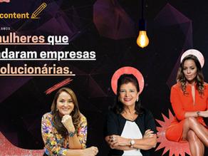 6 mulheres que fundaram empresas revolucionárias.